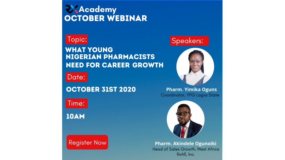 What Young Nigerian Pharmacists Need for Career Growth