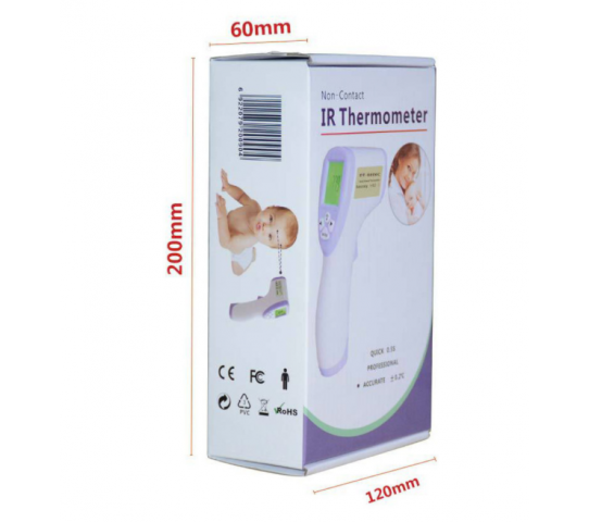 RxAll Non-Contact IR Thermometer